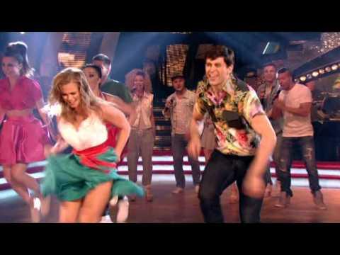 Dancing With The Stars 3 - odcinek 10 - Jive - Krzysztof Wieszczek i Agnieszka Kaczorowska