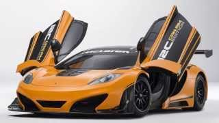Mclaren 12C Can Am Edition Racing Concept Videos