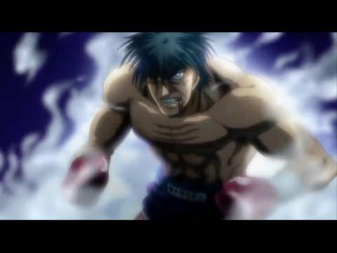 TAKAMURA GOES INSANE VS HAWK! (Eng Sub) - Hajime no Ippo New Challenger Ep. 24