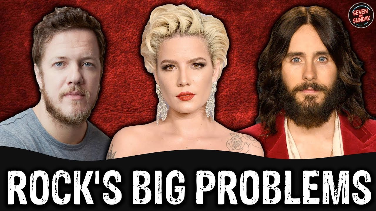 The 7 Biggest Problems In Modern Rock Music - Bobby Mcintyre