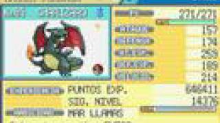 All comments on Pokemon Fire Red: Shiny Charizard - YouTube