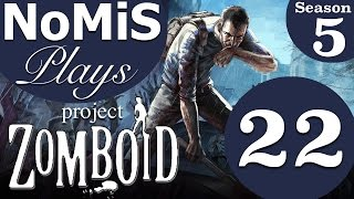 Let's Play Project Zomboid | Build 32 | S05 Ep. 22 - Let's Make A Rabbit Hutch | Hydrocraft Mod |