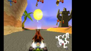 Crash Team Racing - Music - User video