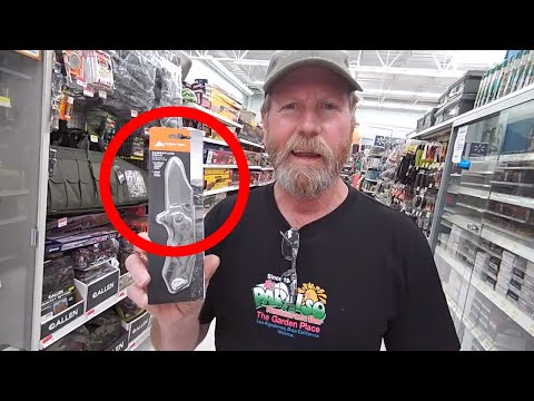 Is A $4 Walmart Hunting Knife Sharp?