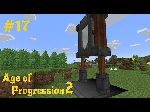 Modded Minecraft (1.12) : Age of Progression 2 Ep 17 : Full Steam Ahead? (Immersive Engineering)