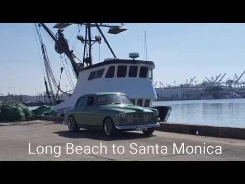 Long Beach to Santa Monica