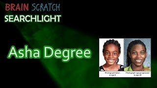 Asha Degree on BrainScratch Searchlight