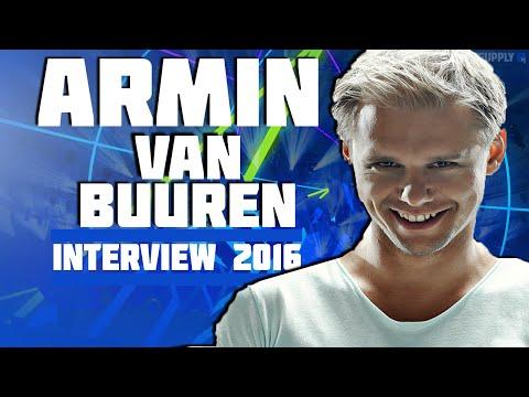 Tomorrowland 2016 Armin Van Buuren Interview