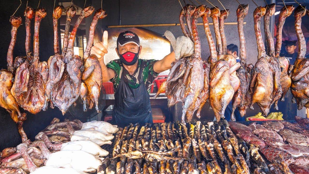 Life-Changing MALAYSIAN FOOD - Smoked Duck Curry in Kuala Lumpur, Malaysia!