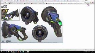 3d моделирование и 3d печать в создании косплеев. (Часть 2).(, 2015-12-02T16:48:33.000Z)