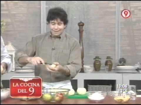 Tarta invertida de manzana con crema 1 de 3 ariel for Cocina 9 ariel rodriguez palacios facebook