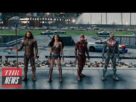 'Justice League' Hopes for $110M-Plus U.S. Weekend Box Office Debut   THR News