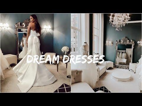 FAIRY TALE WEDDING DRESS TRY-ON & SEPHORA HAUL!
