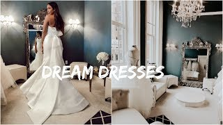 FAIRY TALE WEDDING DRESS TRY-ON & SEPHORA HAUL!