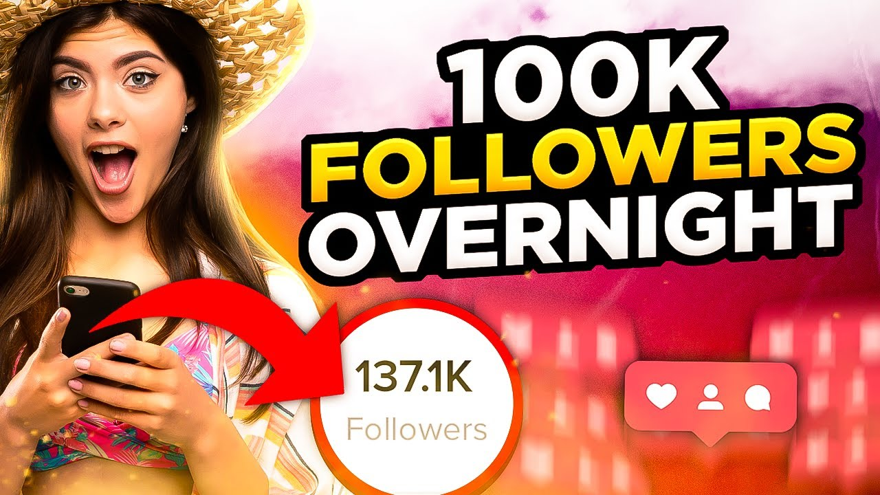 Download How To Get FOLLOWERS on TikTok without Posting/Following FAST 2021! [TikTok Followers App]
