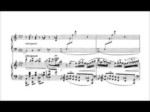 Anton Arensky - Piano Concerto Op. 2 (audio + sheet music)
