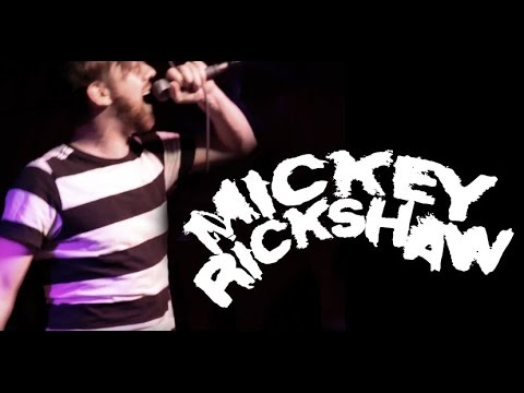 Mickey Rickshaw | Rats In Allston (Live Music Video)