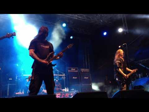 Metalfest Croatia 2012 - Tomas 'Elof' Elofsson - Hypocrisy