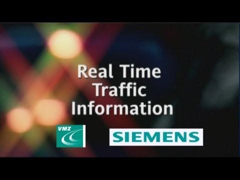 Produktfilm  -  SIEMENS, VMZ Berlin - Real Time Traffic Information (RTTI)