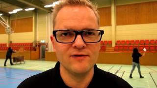 Dick Runesson om segermatchen mot Ljungby.