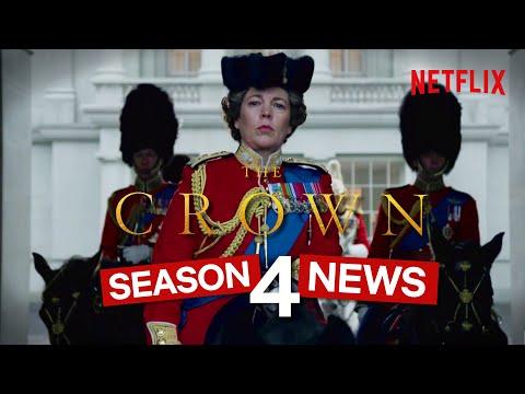 EXCLUSIVE NEWS: The Crown Season 4 Release Date and Sneak Peek