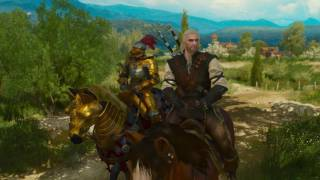 The Witcher 3 - Blood and Wine - Final Quest Trailer