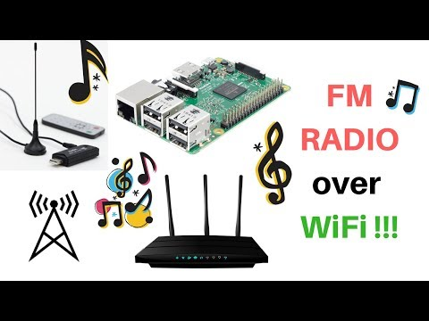 RTL SDR And Raspberry Pi: Streaming Live Radio Over Local Network!