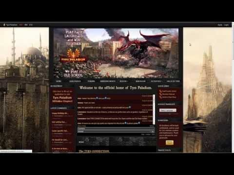 How to Apply to the Tyrs Paladium Guild