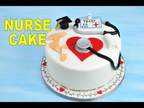 Nurse Cake Haniela S Youtube