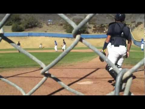 Jonathan Gordon Agoura High School Grand Slam Home Run