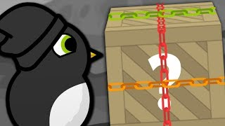 pingu and the mysterious box duck life 4 4