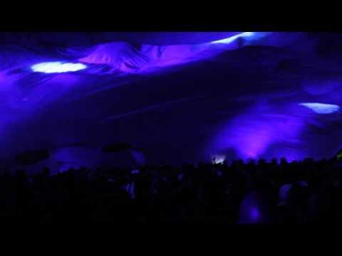 Fuerza Bruta - Giant Street Theatre @ Sziget 2015