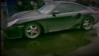 Замена дисков и колодок PORSCHE 911. Сервис Porsche Family