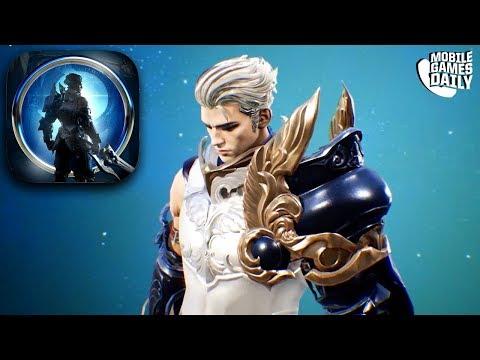 AION Legions Of War - Prologue - Gameplay Walkthrough Part 1 (iOS Android)