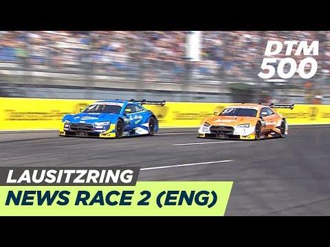 Highlights Race 2 - DTM 500 Lausitzring 2019