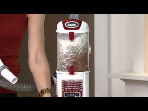 Shark Rotator Pro Performance Lightweight Lift-Away 3in1 Upright Vacuum on QVC