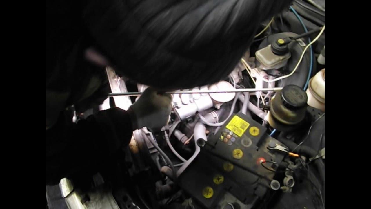 Замена ремня ГРМ ДЭУ НЕКСИА (DAEWOO NEXIA) двиг. A15MF