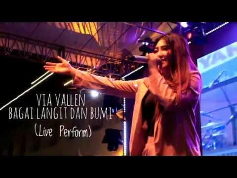 Via Vallen Bagai Langit Dan Bumi Pop Koplo Terbaru 17 November 2018 Live Perform Gdg Sate Bandung