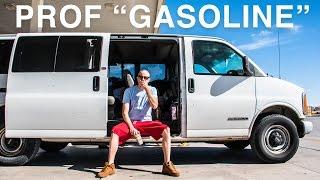 Смотреть клип Prof - Gasoline