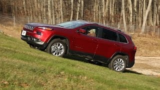 2014 Jeep Cherokee first drive | Consumer Reports