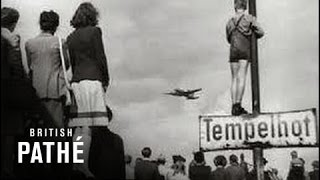 Berlin Airlift Begins (1948)