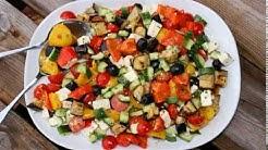 Antipasti - Salat. Lecker, mediterran, gelingsicher.