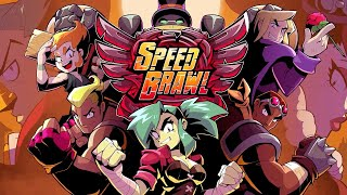 Speed Brawl - Official Animated Launch Trailer