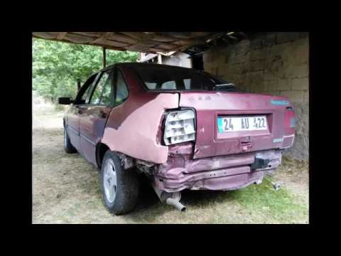 "Fiat Tempra Body Repair""Kaporta Tamiri"""