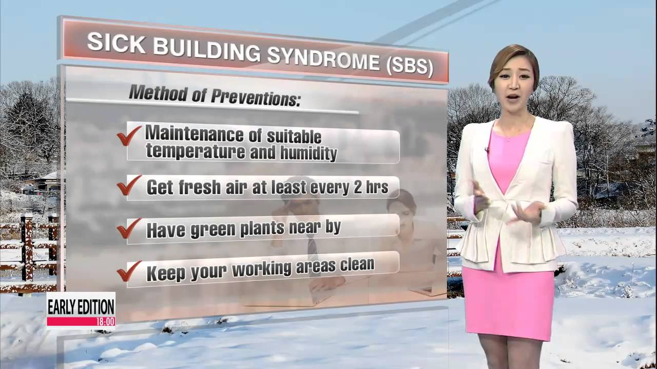 sick building syndrome Sick building syndrome or building-related illness may be more common than  you think i have been a victim of sbs twice over you can read my story below.