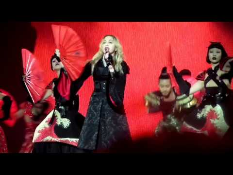 Madonna - Rebel Heart Tour - FULL SHOW