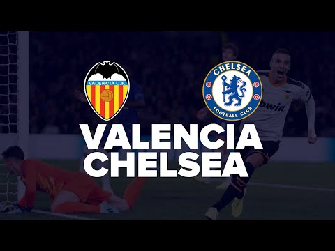 Valencia V Chelsea - Stream Champions League Commentary Live Watch Along
