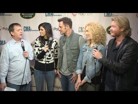CMA Interviews: Little Big Town | CMA Awards 2012 | CMA