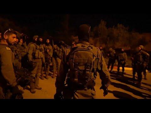 إسرائيل تشنّ حملة اعتقالات في الضفة الغربية تشملُ نائبين في - المجلس التشريعي-…  - 11:53-2018 / 12 / 14