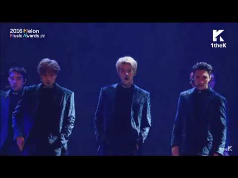 EXO MELON MUSIC AWARDS 2016 PERFORMANCE